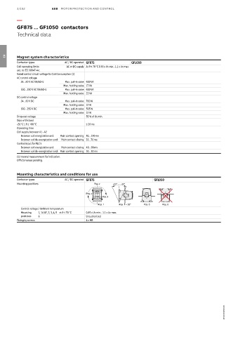 Page 266 Motor protection and control Manual motor